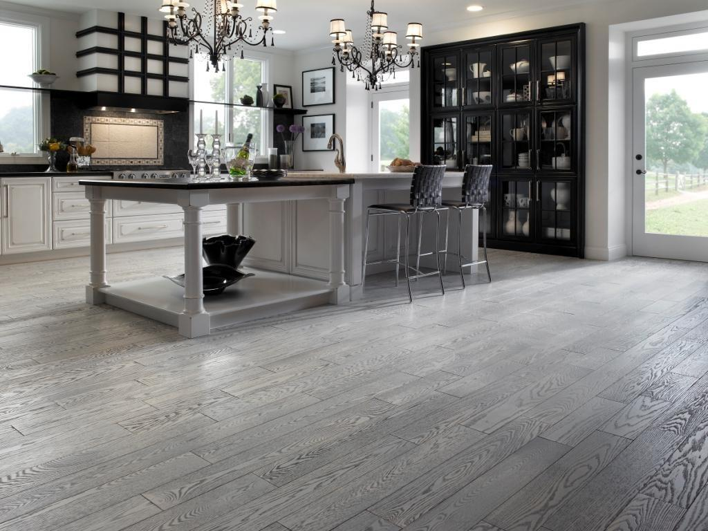 Wide Plank And Grey Tones The Hottest Engineered Hardwood Flooring